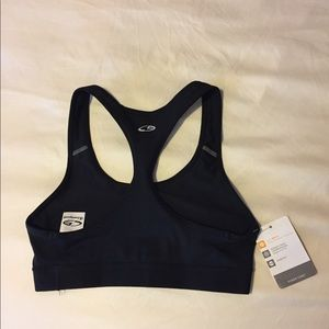 Champion gym black bra